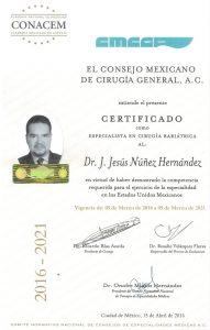 dr jesus nunez especialista en cirugia bariatrica