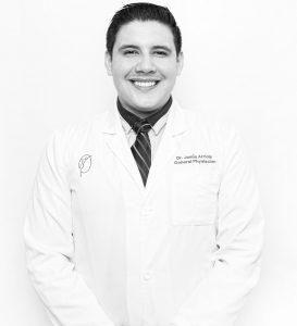 Dr Jesus Arriola General Physician